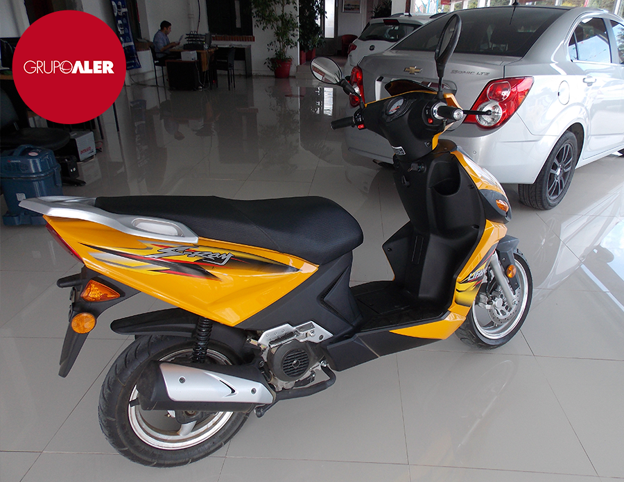 Lifan Scooter 50cc – 4 Tiempos full